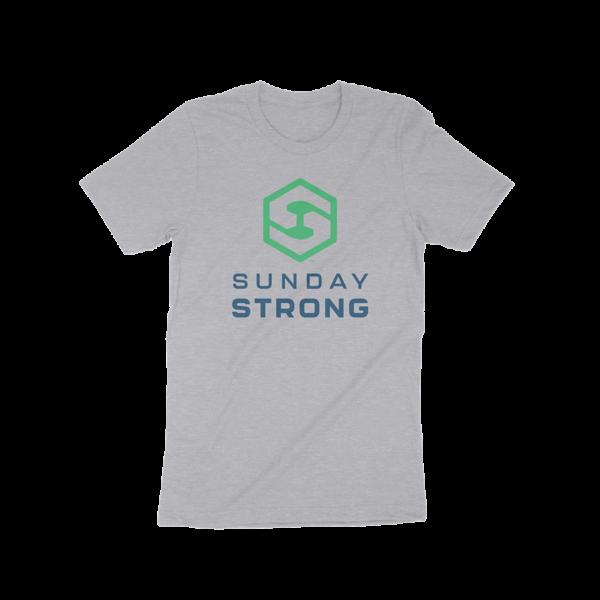sunday strong tshirt
